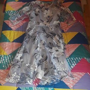 Fashion Mia floral dress